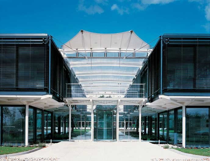Schlumberger Cambridge Research Centre Phase I Hopkins